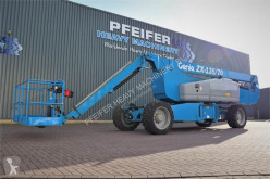 Piattaforma automotrice Genie ZX-135/70 Diesel, Drive And 4-Wheel Steering,