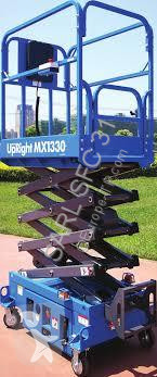 plataforma UpRight MX1330