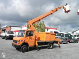 Camion nacelle articulée télescopique Mercedes Düsseldorfer 20 mtr