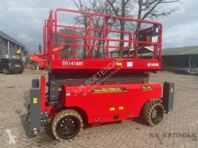 Magni DS1418 RT aerial platform used Scissor lift self-propelled