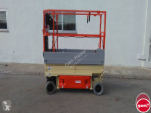 pracovná plošina na samohybnom podvozku Nožnicová plošina ojazdený