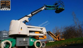 Haulotte self-propelled aerial platform HA 15 IP