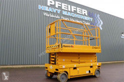 Used self-propelled aerial platform Haulotte COMPACT 12 Electric, 12m Working Height, Non Marki
