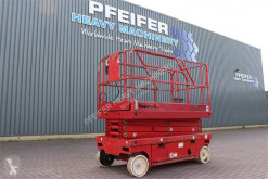 Haulotte COMPACT 10 Electric, 10.2m Working Height, Non Mar used self-propelled