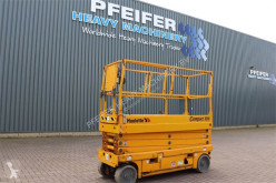 Haulotte COMPACT 10N Electric, 10m Working Height, Non mark aerial platform used self-propelled
