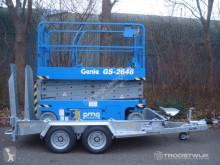 vysokozdvižná plošina nc GS-2646 / Ifor Williams GH1054BT