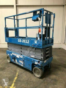 автовышка Genie GS 2632 10 m electric scissor lift skyjack-liftlux