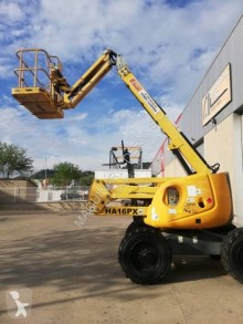 Used telescopic articulated self-propelled aerial platform Haulotte HA 16 PX HA16PX