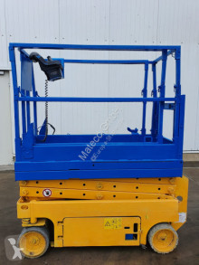 Genie GS-1532 aerial platform used Scissor lift self-propelled