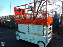 Nc Scissor lift self-propelled aerial platform SAB B-137