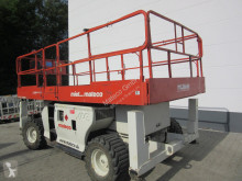 JLG 3394RT used Scissor lift self-propelled