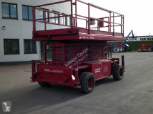Hollandlift B-165DL25 4WD/P/N used Scissor lift self-propelled