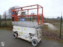JLG 2630ES használt Ollós emelő önjáró kosaras emelő