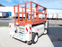 Genie GS-2668 RT used Scissor lift self-propelled