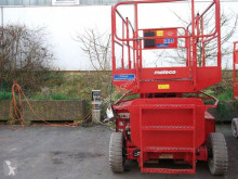 MEC M 133-17 E aerial platform used Scissor lift self-propelled