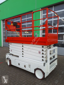 SAB B-137 aerial platform used Scissor lift self-propelled