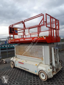 PB S151-16 E aerial platform used Scissor lift self-propelled