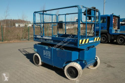 Iteco IT 8151 used Scissor lift self-propelled