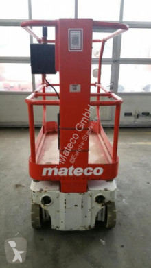 UpRight TM12 skylift Vertikal mast begagnad