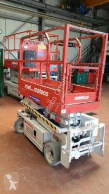MEC 1932 ES aerial platform used Scissor lift self-propelled