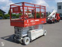 Plataforma elevadora MEC M 120-12 E plataforma automotriz de tijeras usada