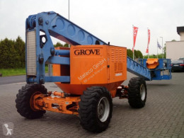 Grove AMZ 66XT aerial platform used articulated self-propelled