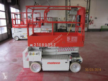 MEC M 78-8 E aerial platform used Scissor lift self-propelled
