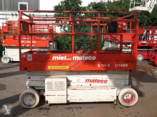 MEC M 101-12 E aerial platform used Scissor lift self-propelled