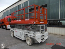 Hollandlift Q-135EL18 used Scissor lift self-propelled