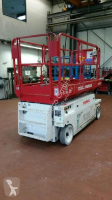 MEC Scissor lift self-propelled aerial platform