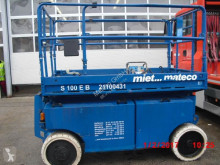 Iteco Scissor lift self-propelled