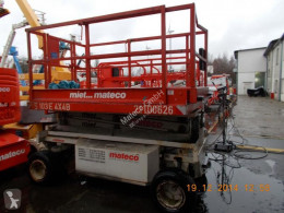 Hollandlift Scissor lift self-propelled aerial platform