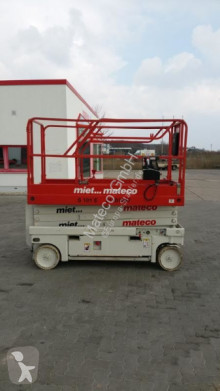 Haulotte COMPACT 10 used Scissor lift self-propelled
