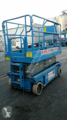 Genie GS-2646 used Scissor lift self-propelled
