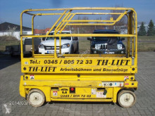 Haulotte Compact 8 used Scissor lift self-propelled