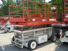 Hollandlift HL B 93 EL used Scissor lift self-propelled
