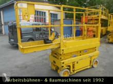 Genie Scheren Arbeitsbühne Genie GS 1530, H 6,40 m piattaforma automotrice usata