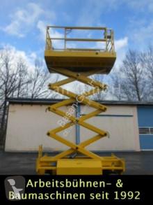 nc Scheren-Arbeitsbühne HAB S105-16E2WD, AH 10,5 m