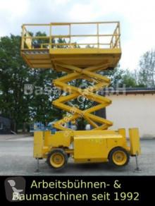 Genie selbstfahrende Arbeitsbühne Scherenarbeitsbühne Genie GS 2668, AH 9,90 m
