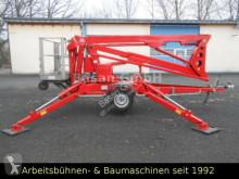 Nc önjáró kosaras emelő Anhänge-Arbeitsbühne Teupen Gepard GT15, AH 15m