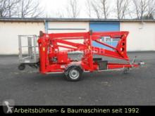 nc Anhänge-Arbeitsbühne Teupen GT15, AH 15m aerial platform