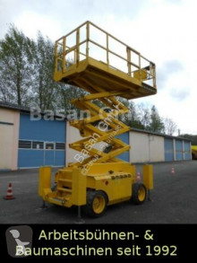 Genie Genie GS 3268 Scherenbühne 12 m kendinden hareketli platform ikinci el araç