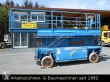 Nc önjáró kosaras emelő Liftlux SL125-12E2WD, Scherenbühne 12,5 m