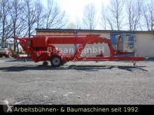 Nc önjáró kosaras emelő Anhänge-Arbeitsbühne Teupen Gepard 25 T, 25 m