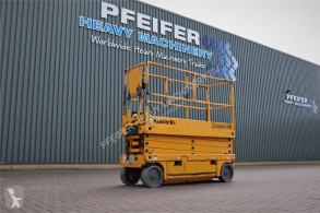 Haulotte COMPACT 10N Electric, 10m Working Height, Non Mark skylift begagnad