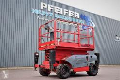 вишка Haulotte COMPACT 12DX Diesel, Drive, 12.2m Working Heig