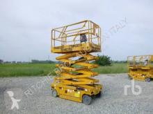 plataforma automotriz de tijeras Haulotte
