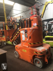 JLG TOUCAN 10E-L aerial platform used Vertical mast self-propelled