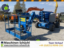 Genie Z45/25 J RT Gelenk-Teleskopbühne JIB 4x4 TOP! aerial platform used articulated self-propelled