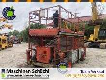Plataforma Skyjack SJ9250 Scherenhebebühne 17m Allrad